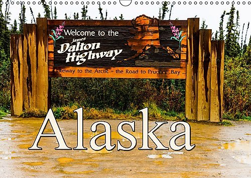 James Dalton Highway Alaska